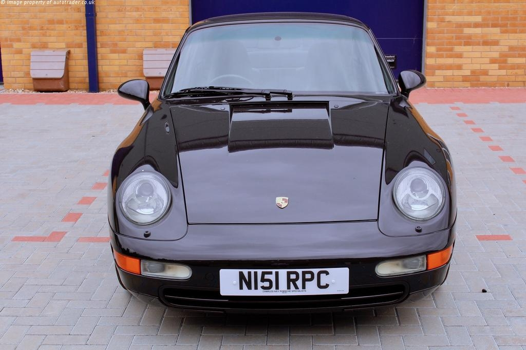 View our 1995 PORSCHE 911 3.6 993 Carrera Tiptronic S 2dr