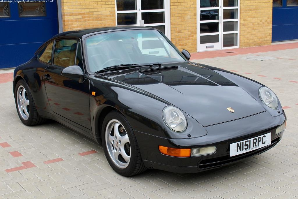 PORSCHE 911 at Click Motors