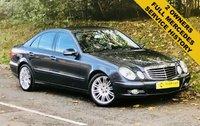 2008 MERCEDES-BENZ E CLASS 3.0 E280 CDI SPORT 4d AUTO 187 BHP £7500.00