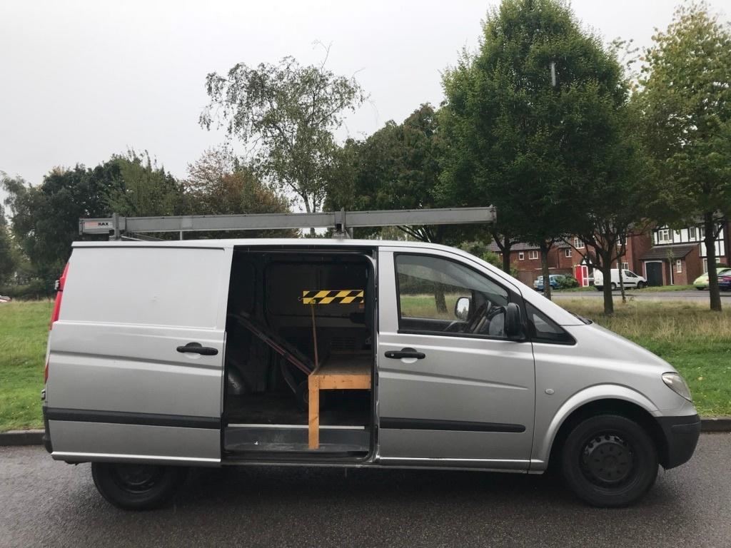MERCEDES-BENZ VITO at Click Motors