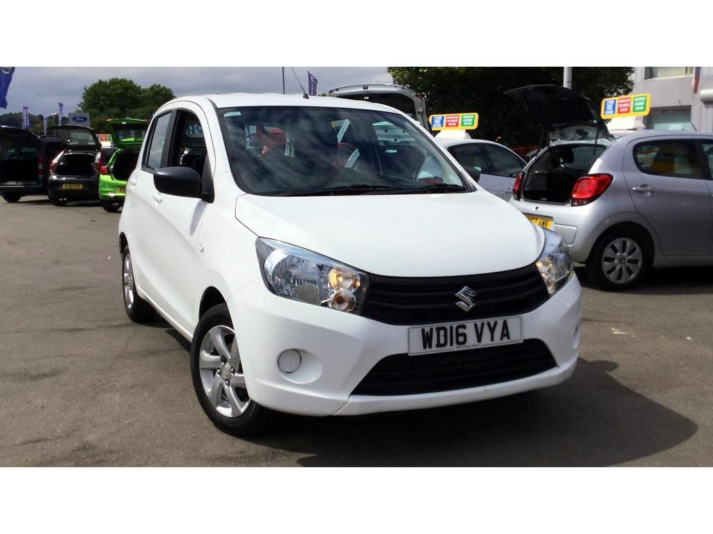 View our 2016 16 SUZUKI CELERIO 1.0 Sz3 5Dr Petrol Hatchback