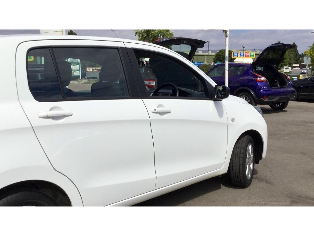 SUZUKI CELERIO at Click Motors