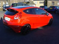USED 2015 15 FORD FIESTA 1.0 ZETEC S RED EDITION 3d 139 BHP ROAD TAX ONLY £20 A YEAR