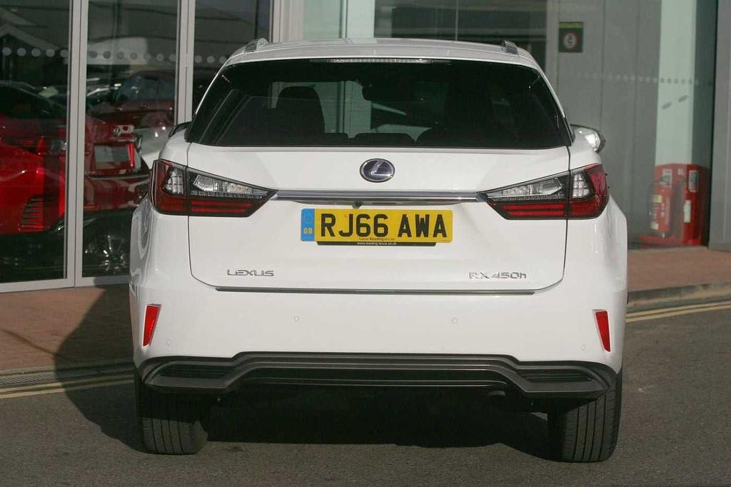 LEXUS RX at Click Motors