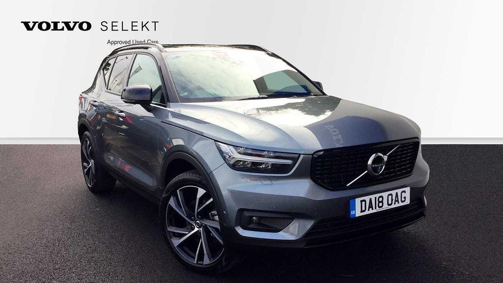 View our 2018 18 VOLVO XC40 2.0 5dr