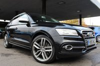 2013 AUDI Q5 3.0 SQ5 TDI QUATTRO 5d AUTO 309 BHP £25990.00