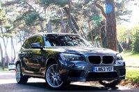 2013 BMW X1 2.0 SDRIVE18D M SPORT 5d AUTO 141 BHP £13495.00