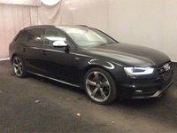 2013 AUDI S4 AVANT 3.0 S4 AVANT QUATTRO BLACK EDITION 5d AUTO 329 BHP £18975.00