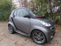 2012 SMART FORTWO 1.0 PASSION 2d AUTO 84 BHP £4995.00