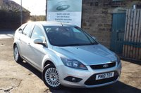 USED 2010 10 FORD FOCUS 2.0 Titanium Automatic Full Service History With 9 Service Stamps