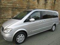 2008 MERCEDES-BENZ VIANO 3.0 CDI LONG AMBIENTE 5d AUTO 202 BHP £9750.00