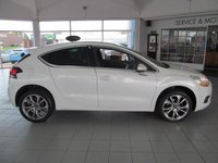USED 2012 62 CITROEN DS4 1.6 HDI DSTYLE 5d 110 BHP