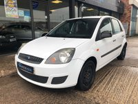 2007 FORD FIESTA 1.4 STYLE CLIMATE 16V 5d 68 BHP £795.00