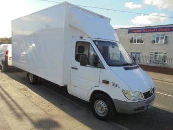 2005 MERCEDES-BENZ SPRINTER}