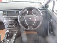 USED 2011 61 PEUGEOT 508 1.6 SR SW HDI 5d 112 BHP