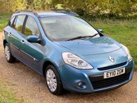 USED 2010 10 RENAULT CLIO 1.1 EXPRESSION 16V 5d 75 BHP Low Tax, Low Insurance, A/C