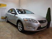 2010 FORD MONDEO 2.0 TITANIUM 5d AUTO 201 BHP £5690.00