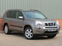 USED 2007 57 NISSAN X-TRAIL 2.0 AVENTURA EXPLORER DCI 5d 171 BHP FANTASTIC CONDITION,12 MONTH WARRANTY