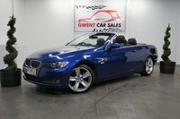 2007 BMW 3 SERIES 3.0 335I SE 2d AUTO 302 BHP £7590.00