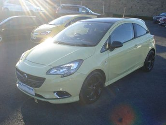 2015 VAUXHALL CORSA 1.4 LIMITED EDITION 3d 89 BHP £6999.00