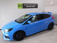 2016 FORD FOCUS 2.3 RS 5d 346 BHP £26800.00