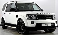 USED 2015 15 LAND ROVER DISCOVERY 4 3.0 SD V6 HSE (s/s) 5dr Auto [8] Black Pack, Pan Roof, Privacy