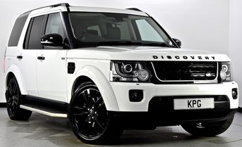 2015 LAND ROVER DISCOVERY 4 3.0 SD V6 HSE (s/s) 5dr Auto [8] £35495.00