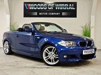 2009 BMW 1 SERIES 2.0 120I M SPORT 2d 168 BHP £7980.00