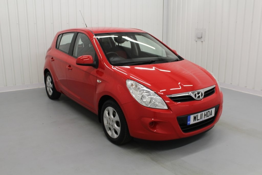View our 2011 11 HYUNDAI I20  1.4 Comfort 5dr