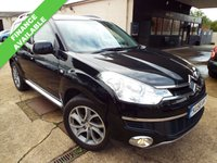 2008 CITROEN C-CROSSER 2.2 EXCLUSIVE HDI 5d 155 BHP £5495.00