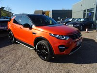 2015 LAND ROVER DISCOVERY SPORT 2.2 SD4 HSE LUXURY 5d AUTO 190 BHP £27990.00