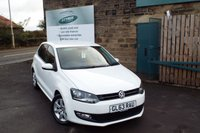 2014 VOLKSWAGEN POLO 1.2 MATCH EDITION 5d 59 BHP £6850.00