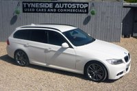 2012 BMW 3 SERIES 2.0 320D SPORT PLUS EDITION TOURING 5d AUTO 181 BHP £9499.00