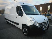 2011 RENAULT MASTER 2.3 LM35 DCI S/R 1d 100 BHP £5000.00