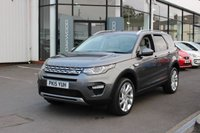 USED 2015 15 LAND ROVER DISCOVERY SPORT 2.2 SD4 HSE AUTO 5d