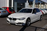 USED 2013 63 BMW 3 SERIES 2.0 318d Sport 4dr