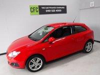 2010 SEAT IBIZA 1.6 SPORT CR TDI 3d 103 BHP £3995.00