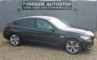 2012 BMW 5 SERIES 3.0 530D SE GRAN TURISMO 5d AUTO 242 BHP £12499.00
