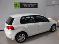 USED 2012 12 VOLKSWAGEN GOLF 1.6 MATCH TDI DSG 5d AUTO 103 BHP GREAT CAR WITH EXTENSIVE SERVICE HISTORY,  VW DO THE BEST AUTOMATICS IN MY OPINION, THE CAR HAS GLEAMING WHITE PAINTWORK AND IMMACULATE DARK GRAY INTERIOR , AND SOME GREAT SPEC INC, ELEC WINDOWS, ELEC MIRRORS, REMOTE CENTRAL LOCKING, AIR CON, DAB,CD RADIO, AUX POINT