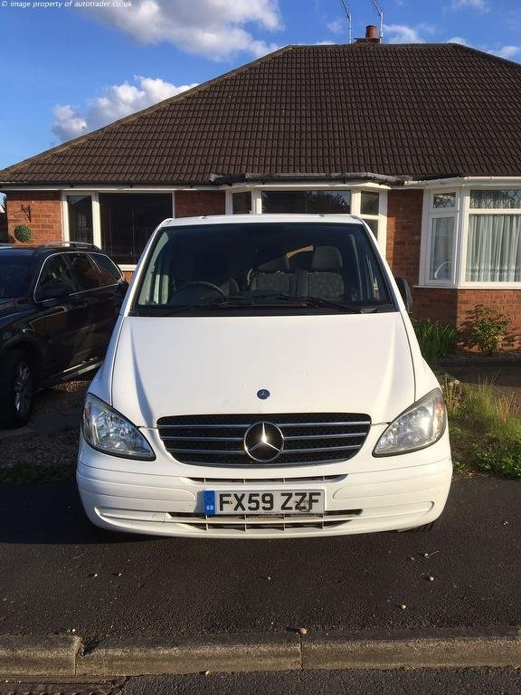 View our 2009 59 MERCEDES-BENZ VITO 2.1 109CDI Compact Panel Van 5dr