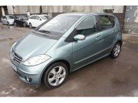 2006 MERCEDES-BENZ A CLASS 2.0 A180 CDI AVANTGARDE SE 5d AUTO 108 BHP £3495.00