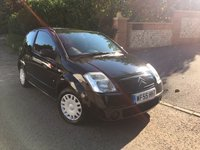 2005 CITROEN C2 1.1 DESIGN 3d 60 BHP PART EXCHANGE TO CLEAR PLEASE CALL TO VIEW £1450.00