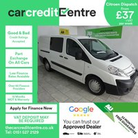 USED 2012 12 CITROEN DISPATCH 2.0 1200 L2H1 ENTERPRISE HDI 1d 126 BHP