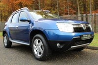 USED 2014 14 DACIA DUSTER 1.5 LAUREATE DCI 4WD 5d 109 BHP A STUNNING 4X4 DUSTER WITH 1 OWNER, LOW MILES AND FULL HISTORY!!!
