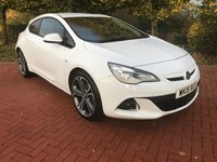 2015 VAUXHALL ASTRA 2.0 GTC LIMITED EDITION CDTI S/S 3d 162 BHP £7990.00