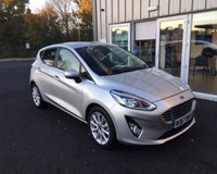 USED 2018 67 FORD FIESTA 1.0 TITANIUM ECOBOOST (100PS) NEW MODEL THIS VEHICLE IS AT SITE 1 - TO VIEW CALL US ON 01903 892224