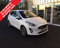 USED 2018 67 FORD FIESTA 1.0 ZETEC ECOBOOST (100PS) NEW MODEL THIS VEHICLE IS AT SITE 1 - TO VIEW CALL US ON 01903 892224