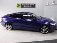 USED 2015 15 FORD MONDEO 2.0 TITANIUM TDCI 5d 148 BHP AMAZING CAR ,  THIS THE BEST SPEC CAR I HAVE EVER ADVERTISED ITS ONE OWNER WITH FULL HISTORY IN AMAZING METALLIC BLUE IT HAS KEY LESS ENTREE, DRL HEAD LAMPS, 19INCH ALLOYS ,FULL HEATED LEATHER ELEC MEMORY SEATS, ELEC FOLDING HEATED MIRRORS, CRUSE CONTROL, LANE ASSIST, SAT NAV, DAD RADIO WITH AUX, USB, SD, BLUE TOOTH PHONE,LEATHER                for more Information Please Call Now on 0151523 4000,  07487 852 292. Family Run Business Since 1990