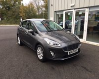 USED 2018 67 FORD FIESTA 1.1 ZETEC NEW MODEL THIS VEHICLE IS AT SITE 1 - TO VIEW CALL US ON 01903 892224
