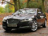 2012 JAGUAR XF 2.2 D PREMIUM LUXURY 4d AUTO 200 BHP £11444.00